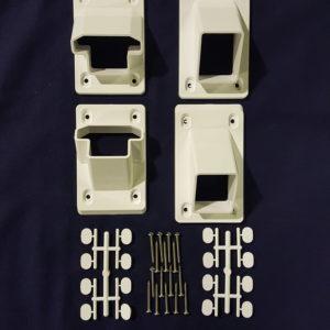 Nexus T-Rail 34 Degree Stair Kit
