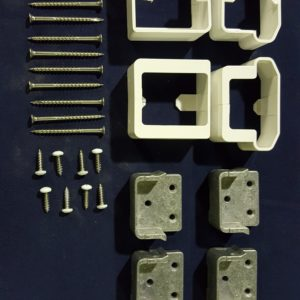 Nexus T-Rail Level Bracket Set