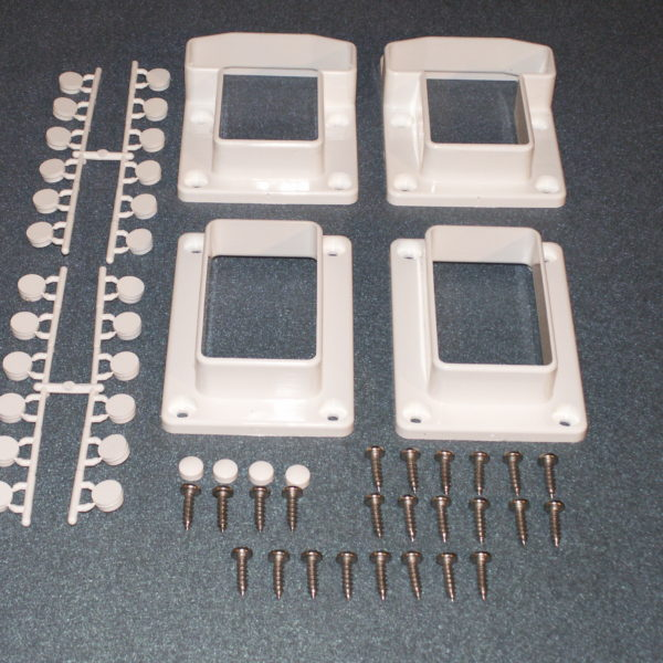 T-Rail Level Bracket Set